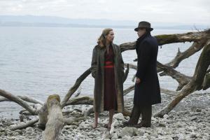 Louise (Cécile de France) will Django (Reda Kateb) retten