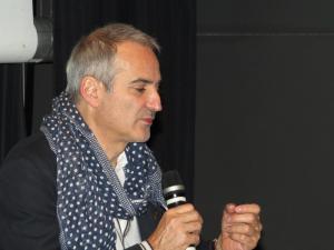 """Regisseur Olivier Assayas erzählt über seinen Film """"Clouds of Sils Maria"""""""