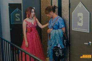 Saoirse Ronan und Laurie Metcalf