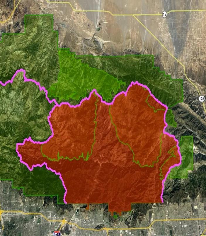 san-gabriel-river-map
