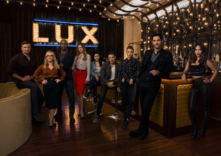 Lucifer Cast
