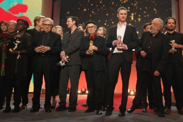 Closing Ceremony - 62nd Berlinale International Film Festival