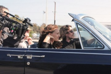"Natalie Portman and Christian Bale take a cruise for ""Knight of Cups"""