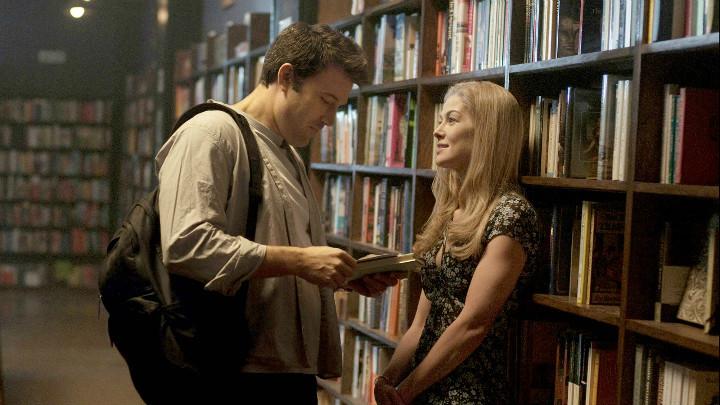 gone girl library-Filmloverss