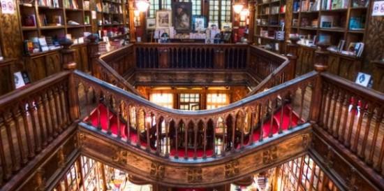 livraria Lello Bookstore -filmloverss
