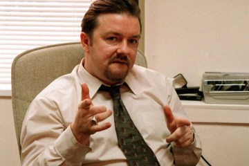 David Brent - filmloverss