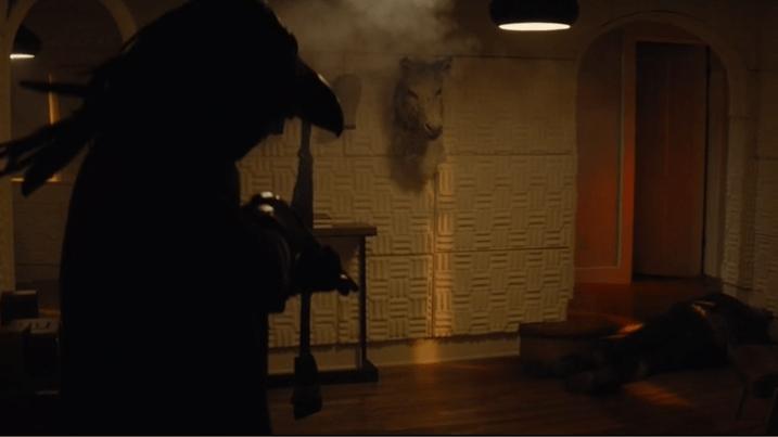 True Detective - Kuş Maskesi Nereye Dayanıyor?
