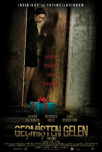 gecmisten gelen-the gift-poster-filmloverss