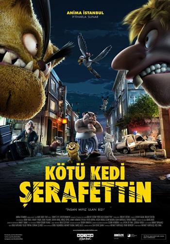 kotu-kedi-serafettin-poster-filmloverss