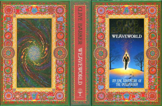 Weaveworld-Weaveworld-Clive Barker-CW-Hellraiser-Filmloverss