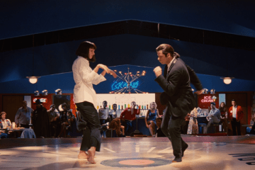 uma thurman john travolta dance -filmloverss