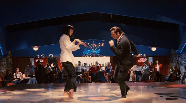 uma thurman john travolta dance -filmloverss