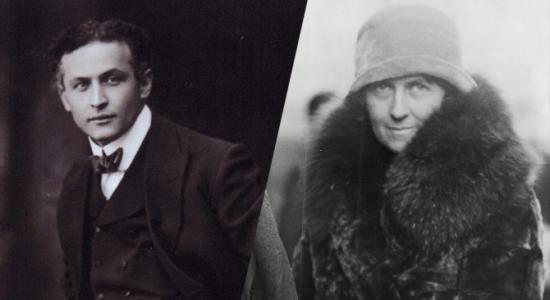 Houdini / Margery