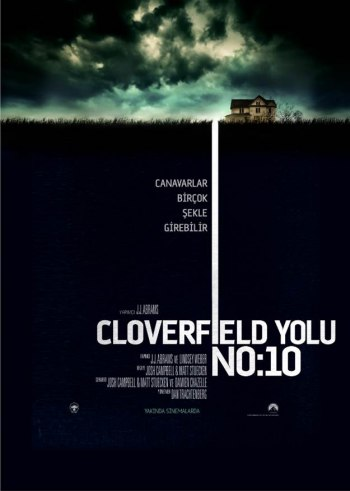 cloverfield - yolu - afiş - filmloverss