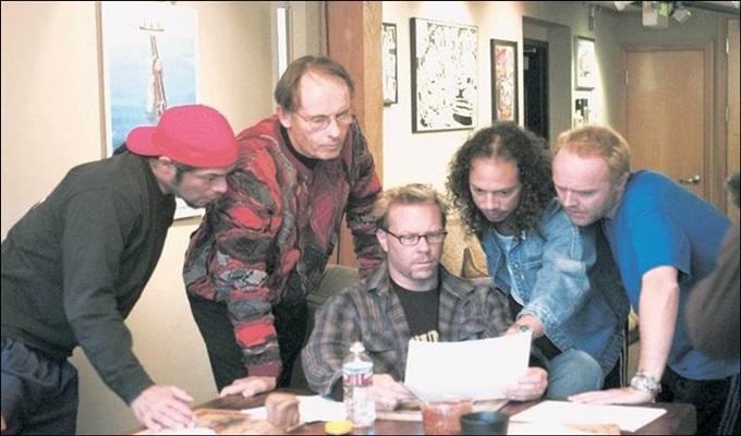 Metallica - filmloverss