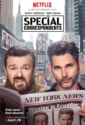special - correspondents - poster - filmloverss