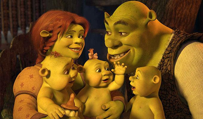 shrek-family