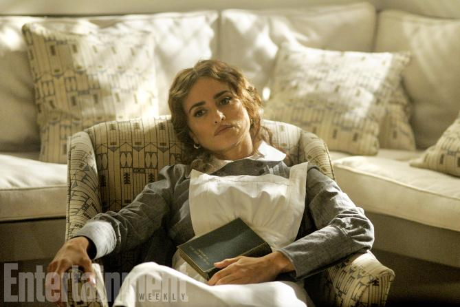 Murder on the Orient Express (2017) Penelope Cruz