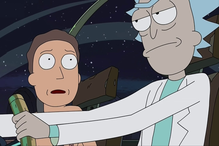 Rick and Morty - filmloverss