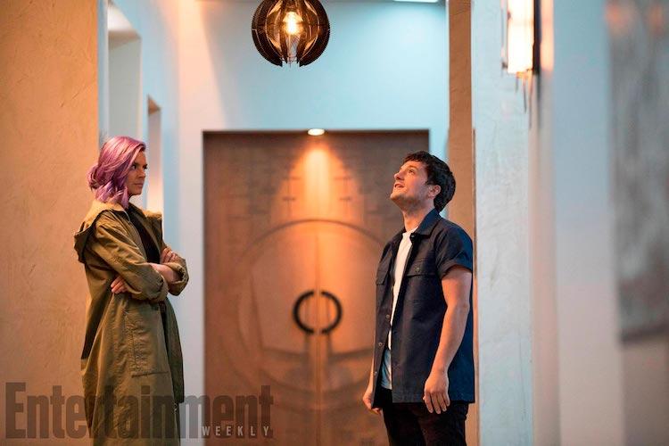 Future Man Tk Eliza Coupe, Josh Hutcherson