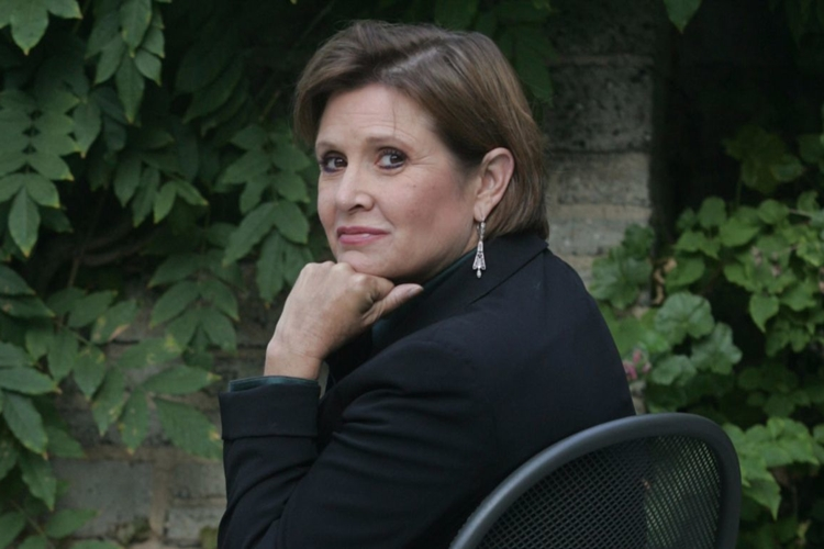Carrie Fisher2 -filmloverss