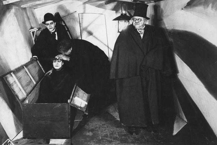 Das Cabinet des Dr. Caligari-filmloverss