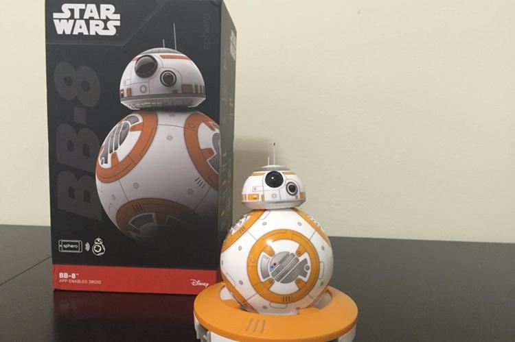 Star Wars BB8 - FilmLoverss