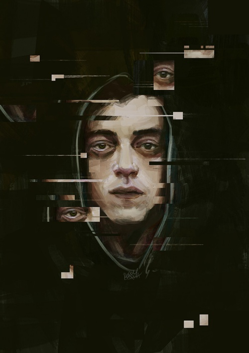 Relly Coquia - Mr. Robot