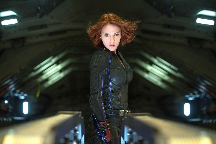 Marvel's Avengers: Age Of Ultron Black Widow (Scarlett Johansson) Ph: Jay Maidment ©Marvel 2015