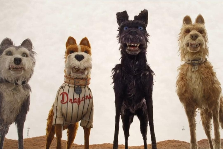 Isle Of Dogs - FilmLoverss
