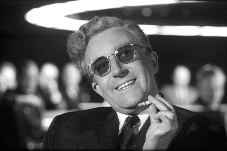 Dr. Strangelove-filmloverss