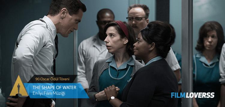 The Shape of Water oscar-eniyi-filmmuzigi