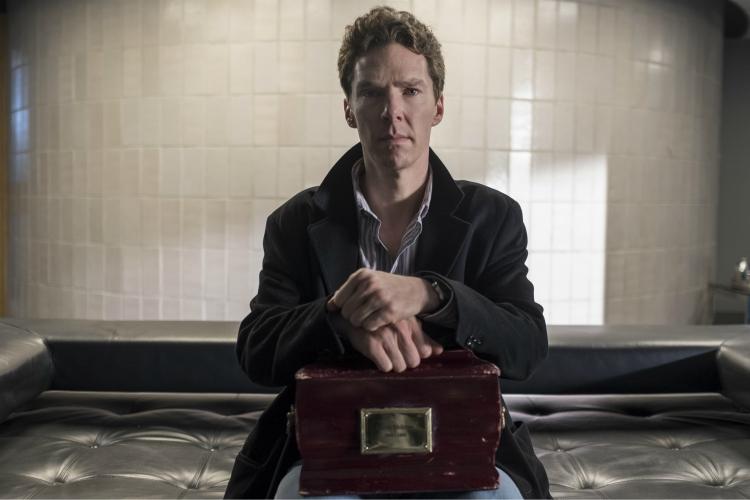 "Benedict Cumberbatch as Patrick Melrose in PATRICK MELROSE (Episode 101, ""Bad News"").- Photo: Ollie Upton/SHOWTIME - Photo ID: PM_101_B4_OLLIE9735.R"