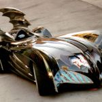 Batman & Robin Batmobile (1997)