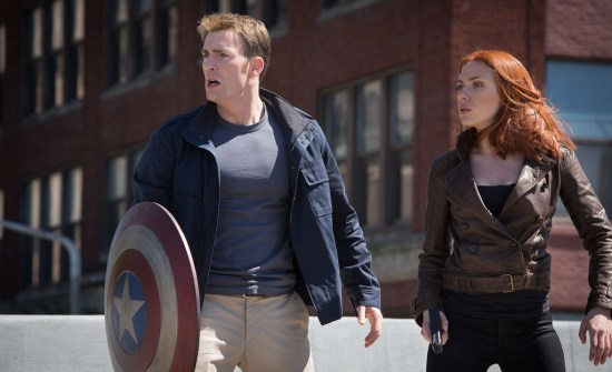 Captain America - filmloverss 2
