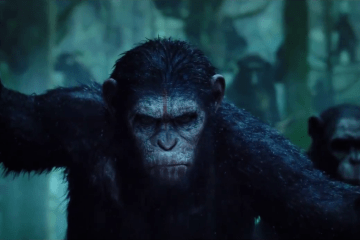 Dawn Of The Planet Of-The Apes