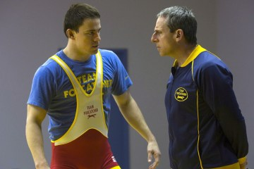 Foxcatcher - Filmloverss