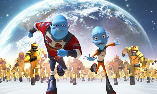 escape from planet earth - Filmloverss