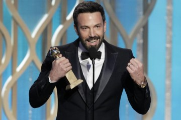 Ben-Affleck-Golden-Globe