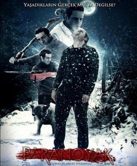 Paranoyak - The Path Filmi Afişi