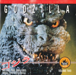 Alternate Best of Godzilla 1984-1995