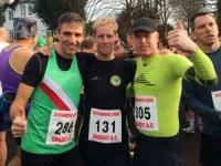 Hayling Island 10 mile race - Start