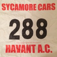Hayling Island 10 mile race - Race Number