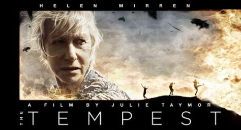 Friday Film Focus: The Tempest, 2010 film, directed by Julie Taymor shakespeare news The Shakespeare Standard theshakespearestandard.com shakespeare plays list play shakespeare