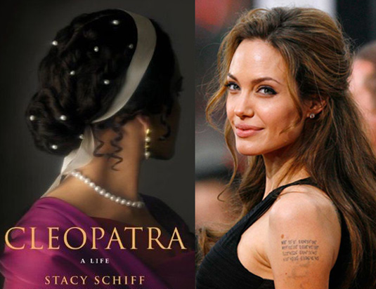 Image result for cleopatra movie angelina jolie