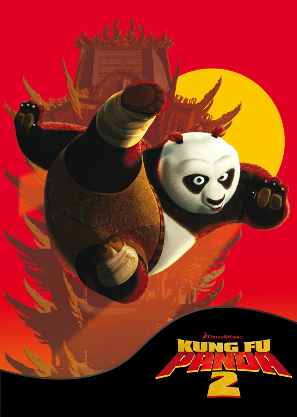 Crane Panda Fu Kung