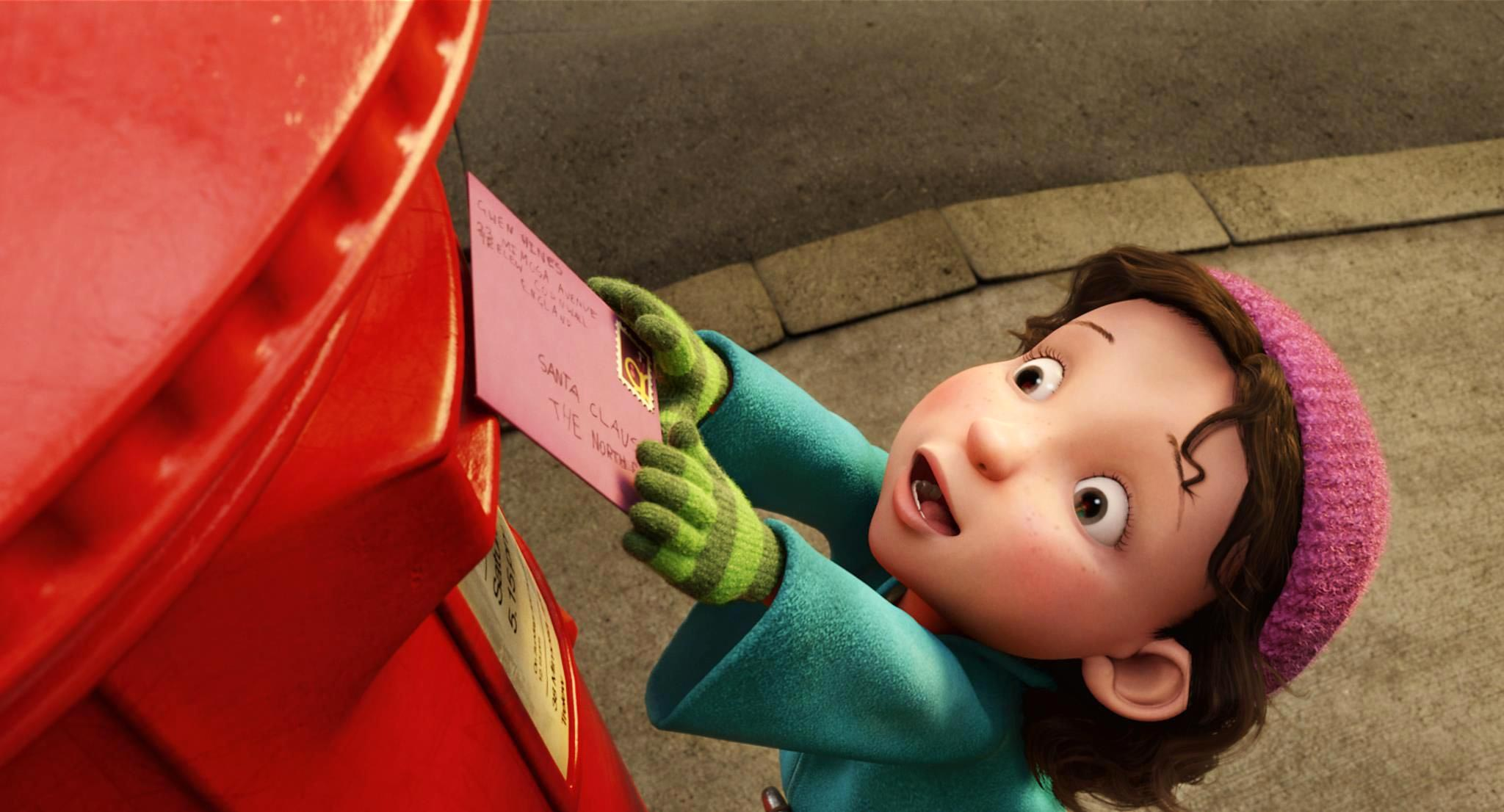 Arthur Christmas Tv Spots Images And Poster