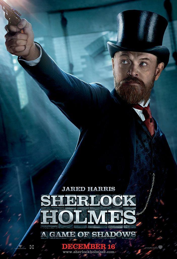 Game Characters Sherlock Holmes Shadows