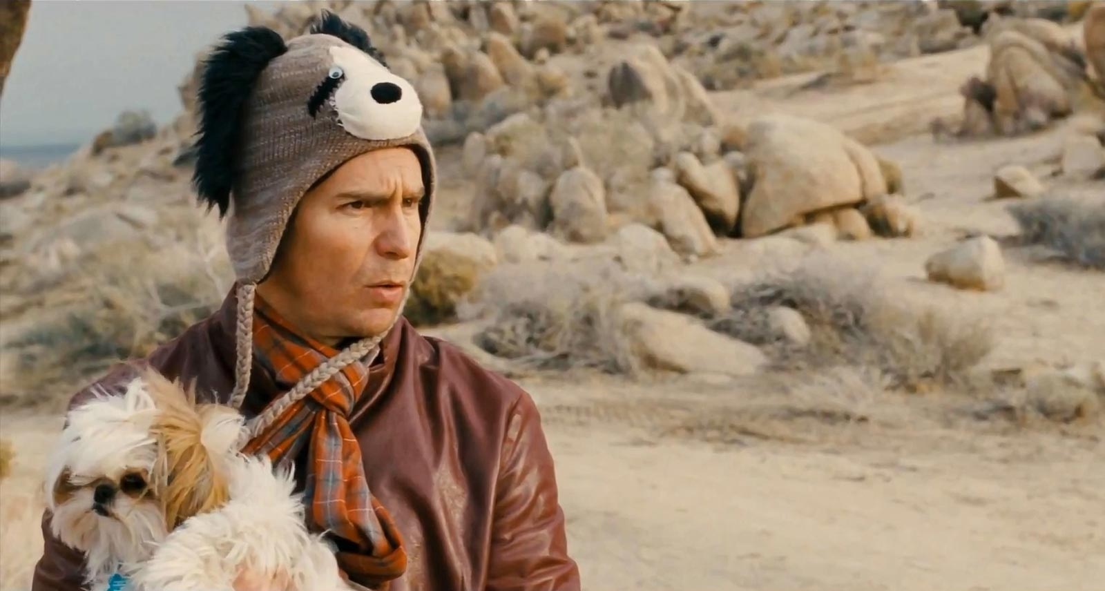 Image result for sam rockwell seven psychopaths
