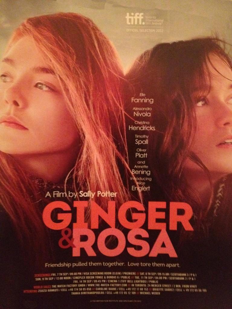 Poster do filme Ginger & Rosa